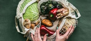 """""""Klimafreundliches Essen ist ein Genuss-Gewinn"""""""