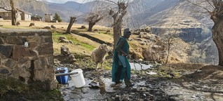 Königreich des Wassers: Lesotho versorgt den Süden Afrikas - was hat das Land davon?