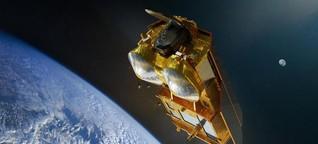 """Erdbeobachtung: Satellit """"Cristal"""" soll die Eisschmelze an den Polen überwachen - WELT"""