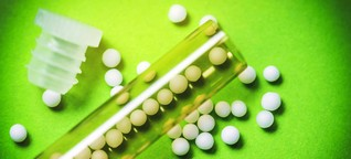 Homöopathie: Werbung für etwas, das es praktisch nicht gibt