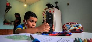 """Wie die Corona-Pandemie in Lateinamerika zur Bildungskrise wurde: """"Folgen für eine ganze Generation"""""""