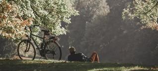 Fahrradpanne: Eine Panne? Kein Problem