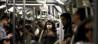 Warum Schutzmasken schlechter auf weibliche Gesichter passen
