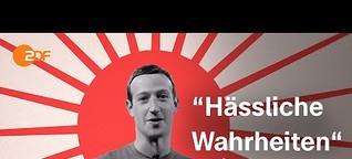 """Enthüllungsbuch """"Inside Facebook"""": So skrupellos agiert der Netz-Gigant"""