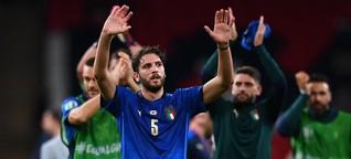Italien - Österreich: Grummeln, Zittern, Fingernägelkauen - Erlösung