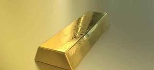 Der Goldbarren - Krimi