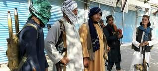 Ortskräfte in Afghanistan: Fluchthelfer in Uniform