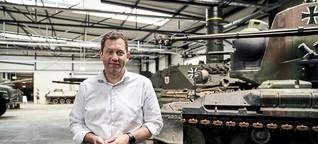 Lars und die Panzer