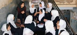 """Aktivistin über Frauen in Afghanistan: """"Kaum jemand traut sich raus"""""""