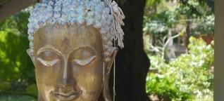 Buddhisten und Klimaschutz - Sich engagieren, nicht nur meditieren