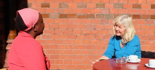Asylgrund lesbisch: Diana kann bleiben!