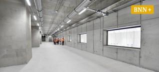 Kultur im Karlsruher Untergrund? Was es mit dem Event-Raum in der U-Strab auf sich hat