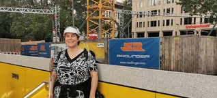 Stolperfalle München : Blind durch die Stadt | BR.de