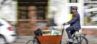 Warum Lastenräder keine Spinnerei reicher Großstädter sind
