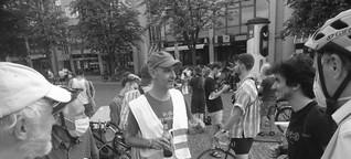 Einer der bekanntesten Karlsruher Radler: Thomas Gentner ist gestorben