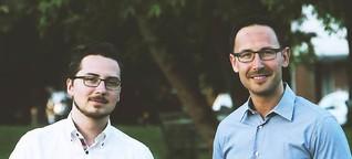 Freiburger Start-Ups: die Abstimmungs-App Voat