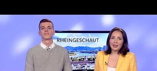 TV-Kurs - Rheingeschaut