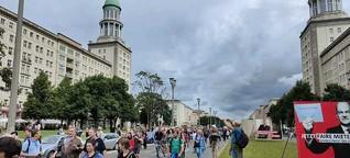 Live-Blog: Querdenker-Proteste in Berlin