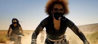 Stuntfahrerinnen in Hollywood: Mit Vollgas in eine Männerwelt