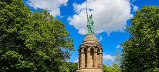 """Kopien deutscher Denkmäler: Wie kam die Siegessäule nach Mexiko und """"Herman the German"""" nach Minnesota?"""