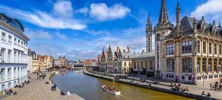 Gent - geschichtsträchtige und lebendige Hafenstadt