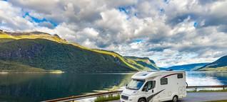 Urlaub auf vier Rädern - ein Ratgeber zu den Kosten eines Camping-Urlaubs