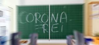 Schul-Wahnsinn in Corona-Zeiten - Trotz Impfung keine Präsenz-Garantie