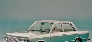 Kultautos der 1970er Jahre
