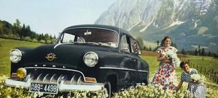 Kultautos der 1950er Jahre