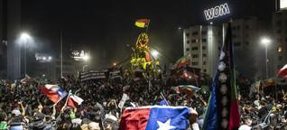 Löst sich Chile vom Erbe der Diktatur?   detektor.fm