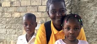 Sichere Geburten auf Haiti