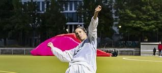 Tanz im August 2021: Breathe - Zauber auf dem Sportplatz