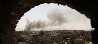 """Der Jemenkonflikt und die Regierung Biden : """"Der Krieg wird weitergehen"""""""
