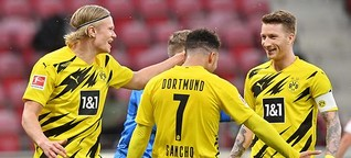 Borussia Dortmunds Aufholjagd in die Champions League