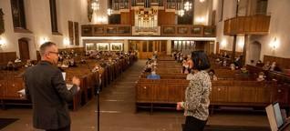 Die Nitribitt in der Kirche