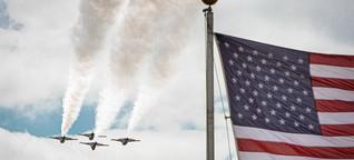 Neue 9/11-Berichte: So wollten zwei Kampfjet-Piloten Flug 93 zerstören
