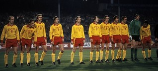 Frankfurter DDR-Kicker feiern ihren Verein und alte Erfolge