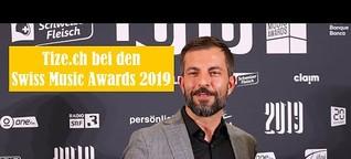 Tize.ch an den Swiss Music Awards 2019
