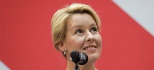 Berlin: Giffey hat die Wahl