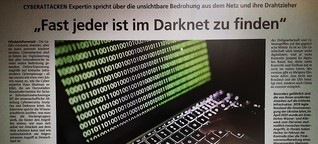 Cyberattacken: Unsichtbare Bedrohung aus dem Netz