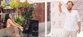 Griechenland - Schubert auf Lesbos