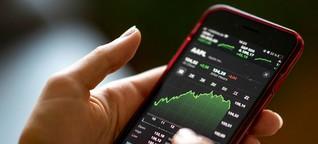 Trading-Apps wie Trade Republic oder Robinhood: Was Sie beachten müssen
