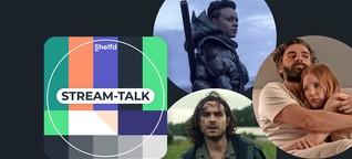 Stream-Talk #12: Abenteuer Menschsein - Wir sprechen über Y: THE LAST MAN, SCENES FROM A MARRIAGE und FOUNDATION