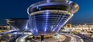 Das bietet die erste Expo auf arabischem Boden
