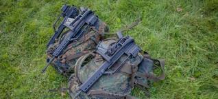 Rechtsextremismus: Waffendepots und Wehrsport