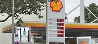 Benzin kostet jetzt über zwei Euro - Spritpreis-Hammer: Tanken wird immer teurer!