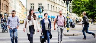 Warum Schweden glücklicher arbeiten
