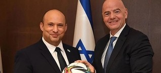 Iran's Football Nightmare: FIFA President Suggests Israel Could Host 2030 World Cup