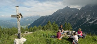 Faszination Berge