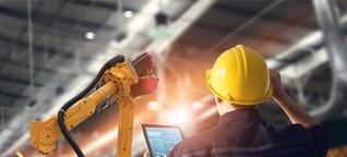 Forschungsquartett | Künstliche Intelligenz in der Industrie - Smarte Fabriken | detektor.fm - Das Podcast-Radio